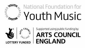 supported by Youth Music